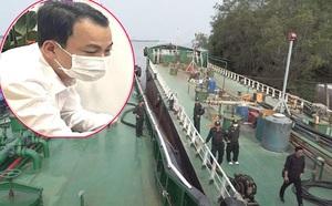 Gay cấn đường dây buôn bán xăng giả 'khủng, tìm thấy 2 tàu chống trả nhằm bỏ trốn - ảnh 2