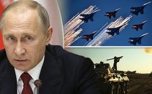 Nga mạnh tay trừng trị khủng bố, Mỹ ngư ông đắc lợi? - ảnh 2
