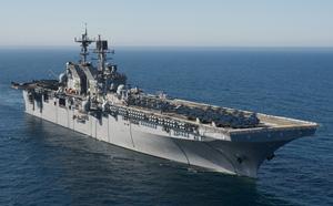 Mỹ xem xét điều tàu chiến đến Biển Đen khi căng thẳng Nga-Ukraine leo thang - ảnh 1