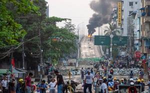 """Đại hội đồng Liên Hợp Quốc ra nghị quyết về Myanmar, cảnh báo """"nội chiến"""" - ảnh 2"""