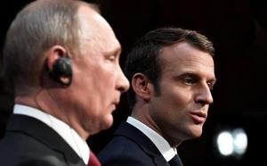 Cuộc gặp nguyên thủ Nga - Pháp: Có giúp giải quyết những vấn đề cũ? - ảnh 1