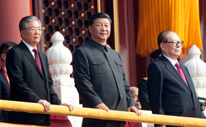 Rộ tin Quân giải phóng Trung Quốc tăng gấp đôi binh lực tại Hồng Kông - ảnh 1