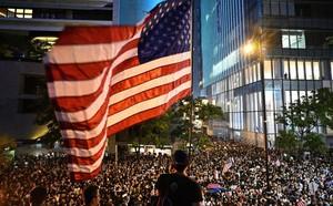 Mỹ - Trung leo thang căng thẳng vì Hồng Kông - ảnh 1