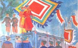 Cánh tay phải của vua Quang Trung và đội tượng binh có một không hai - ảnh 2