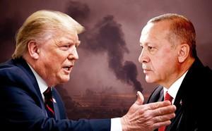 [NÓNG]: Mỹ và Thổ Nhĩ Kỳ đạt được lệnh ngừng bắn vĩnh viễn tại Syria, dù trước đó TT Erdogan ném thư của ông Trump vào thùng rác - ảnh 1