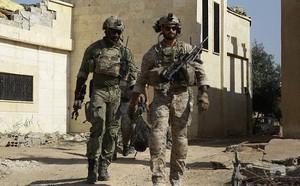 TQ mỉa mai đặc nhiệm Mỹ ở miền bắc Syria: Đến chó cưng họ còn bỏ rơi? - ảnh 1