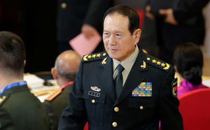 Đô đốc Mỹ tố Trung Quốc nói một đằng làm một nẻo ở Biển Đông - ảnh 1