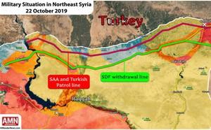 Nga giành quyền kiểm soát căn cứ chiến lược của Mỹ ở Syria: Thần tốc, luôn và ngay - ảnh 1