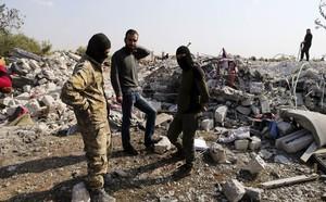 Thi thể bị xé nát của trùm khủng bố IS al-Baghdadi được Mỹ xử lý như thế nào? - ảnh 1