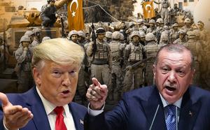 Thổ Nhĩ Kỳ tấn công người Kurd ở Syria: Nga khẳng định không can dự - ảnh 1