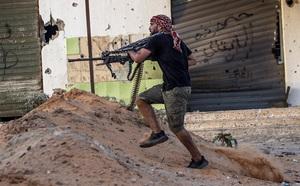 UAV Mỹ bị bắn hạ ở Libya khiến Moskva hết đường chối cãi: Chỉ mình Nga có khả năng đó? - ảnh 1