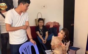 Phó GĐ Điền Quân Khương Dừa về tận chùa mời 5 chú tiểu quay lại thi Thách thức danh hài - ảnh 2