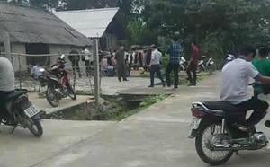 Vụ cha treo cổ chết cùng 2 con ở Tuyên Quang: Người vợ nhập viện sau khi về nhà chịu tang - ảnh 4