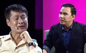 Quyền Linh tranh cãi gay gắt với Lê Hoàng: Anh Lê Hoàng ơi, anh nói sai về phụ nữ rồi - ảnh 2