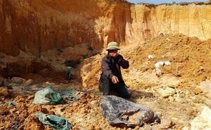 Vụ chôn trộm chất thải ở Sóc Sơn: Cần xem xét, làm rõ trách nhiệm cán bộ địa phương để xử lý - ảnh 1