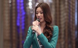 Nhiều sao Việt nói về con người thật của hoa hậu Nguyễn Trần Khánh Vân - ảnh 2