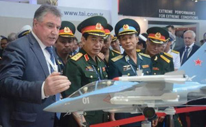 """Thổ Nhĩ Kỳ """"lừa"""" Nga, sử dụng Su-35 làm """"tốt thí"""" để quay về với F-35? - ảnh 5"""