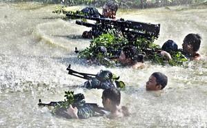 Chiến trường K: Một mình một súng đuổi xe tăng địch - Trận đánh đặc biệt của lính tình nguyện Việt Nam - ảnh 4
