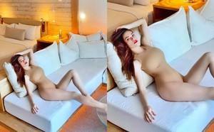 Chuyện hài hước sau bức ảnh bikini nóng bỏng của Hồ Ngọc Hà - ảnh 1