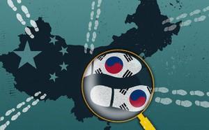"""Nhật-Hàn """"lục đục"""" chiến tranh thương mại, Trung Quốc """"đắc lợi"""" - ảnh 2"""