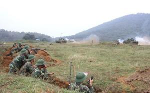 Bảo vệ biên giới - Việt Nam anh hùng: Chiến tranh ở hai đầu đất nước - ảnh 4