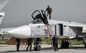 Trong vòng 48 giờ, căn cứ Hmeymim của Nga ở Syria suýt dính đạn hai lần - ảnh 1