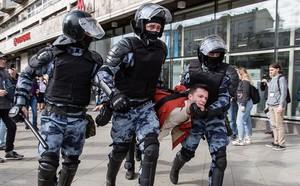 Hậu biểu tình lớn kỷ lục ở Nga, Tổng thống Putin vẫn bình thản: Chưa có gì đáng lưu tâm! - ảnh 1