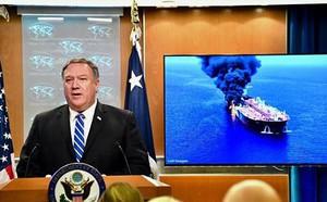 """Chỉ huy Iran tuyên bố Mỹ đang """"rút tàu chiến"""" khỏi Vùng Vịnh? - ảnh 2"""