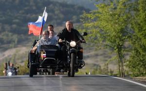 Hậu biểu tình lớn kỷ lục ở Nga, Tổng thống Putin vẫn bình thản: Chưa có gì đáng lưu tâm! - ảnh 3