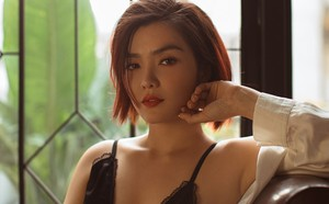 Hồng Kim Hạnh xinh như nàng công chúa trong MV mashup sắp phát hành - ảnh 2