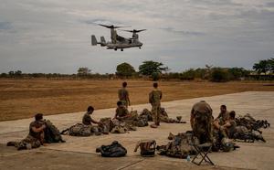 Bộ trưởng QP Mỹ: TQ nghiên cứu vũ khí, học chiến lược của Mỹ và muốn đẩy Mỹ khỏi Ấn Độ - Thái Bình Dương - ảnh 1