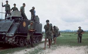 Chiến trường K: Trận đụng độ bất ngờ với đặc công Khmer Đỏ - Thần chết đã nhe nanh vuốt - ảnh 7