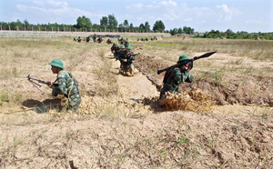 Chiến trường K: Tiếng hú chim thiêng báo động đặc công Khmer Đỏ mò vào - Rợn người - ảnh 6