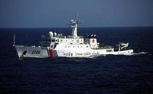 Hứng loạt công hàm của Manila, tàu chiến Trung Quốc sạch bóng khỏi vùng biển Philippines - ảnh 2