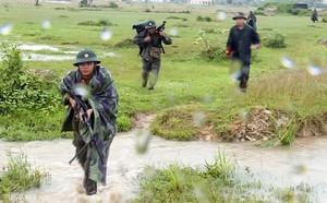 Chiến trường K: Tiếng hú chim thiêng báo động đặc công Khmer Đỏ mò vào - Rợn người - ảnh 5