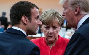 Áp thuế kỹ thuật số, nguy cơ bùng nổ chiến tranh thương mại Mỹ-Pháp - ảnh 1