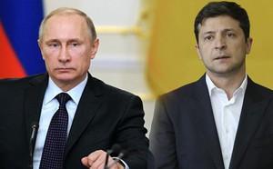 Phe đối lập Ukraine: Ông Zelensky không sẵn lòng giải quyết xung đột Donbass - ảnh 1