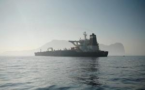 Tàu Grace 1 của Iran sẽ rời Gibraltar bất chấp sức ép của Mỹ - ảnh 1