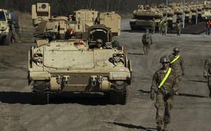 Đòn phòng thủ sát sườn: Mỹ đột phá quân sự với láng giềng Nga? - ảnh 1