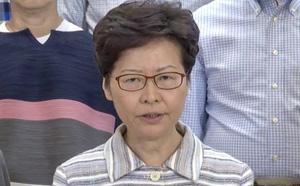Liên hợp quốc lo ngại tình hình bạo lực ở Hong Kong - ảnh 1
