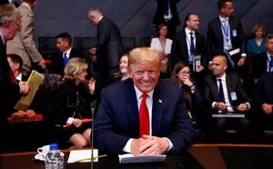 Bị 'chế' cảnh thảm sát báo chí và chính trị gia, Tổng thống Trump phản ứng thế nào? - ảnh 3