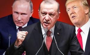 Ankara gay gắt lên án nghị quyết của Hạ viện Mỹ, triệu Đại sứ Hoa Kỳ - ảnh 1