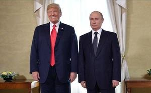 Tổng thống Mỹ Donald Trump có thể bị luận tội với cáo buộc 'hối lộ' - ảnh 1