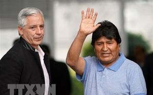 Cựu Tổng thống Bolivia Evo Morales bị cấm ra tranh cử - ảnh 1
