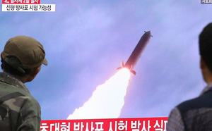 Ông Trump: Mỹ sẽ sử dụng quân đội chống lại Triều Tiên nếu cần thiết - ảnh 2
