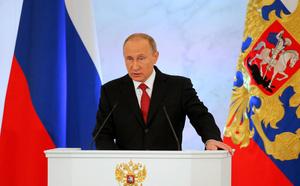 Tổng thống Putin tự hào khoe vũ khí bất bại, Tướng Mỹ coi nhẹ - ảnh 2