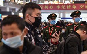 Nhiều nước sơ tán khẩn cấp công dân khỏi vùng tâm dịch Vũ Hán - ảnh 1