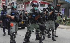 Chính quyền Hong Kong phản đối việc Mỹ rút quy chế đặc biệt - ảnh 1