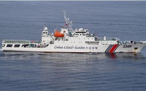 Đội tàu cá Trung Quốc đánh bắt theo cách chưa từng thấy ở ngoài khơi Peru - ảnh 3