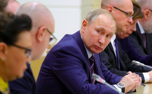 Tổng thống Putin khẳng định tầm quan trọng của 'kế hoạch chuyển giao' - ảnh 1